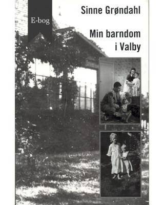 Min barndom i Valby - ebog