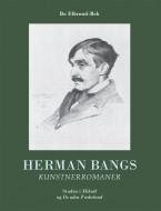 Herman Bangs kunstnerromaner