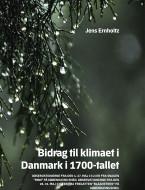 Bidrag til klimaet i Danmark i 1700-tallet